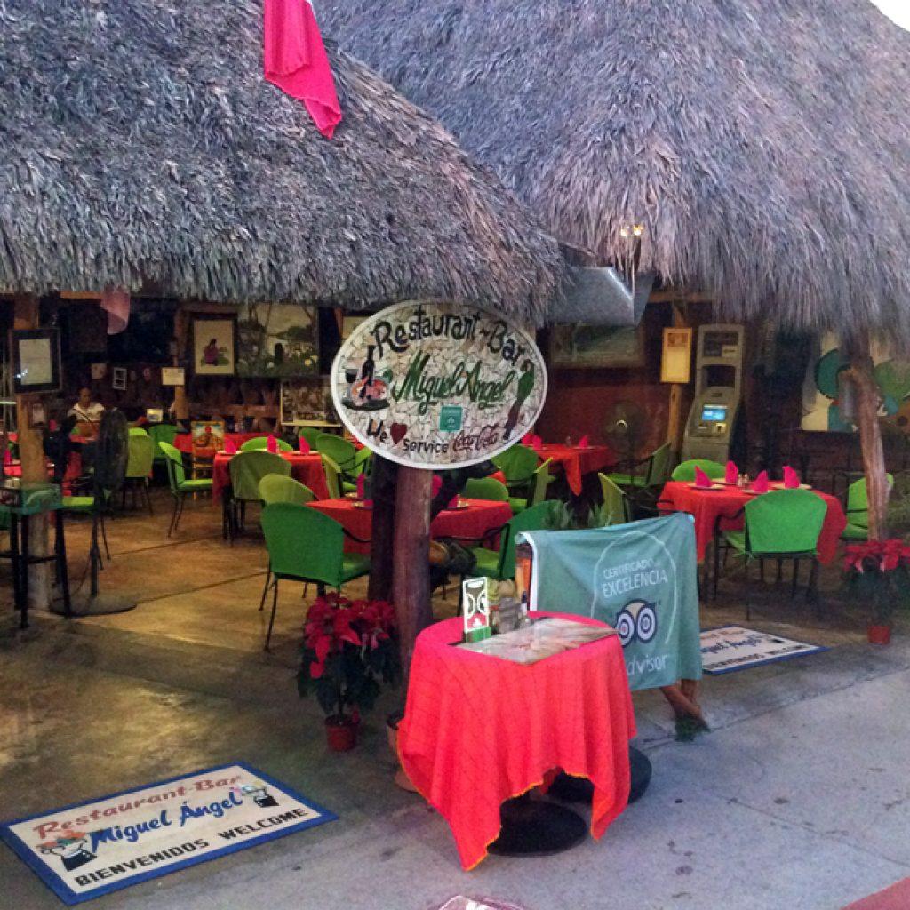 restaurant miguel angel bucerias